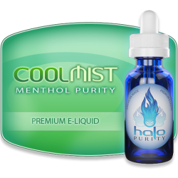E-Liquid HALO Cool Mist