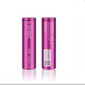 Efest 18650 IMR 3500mah 20A purple flat top